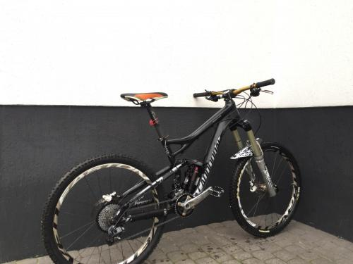 Cannondale claymore m dh enduro