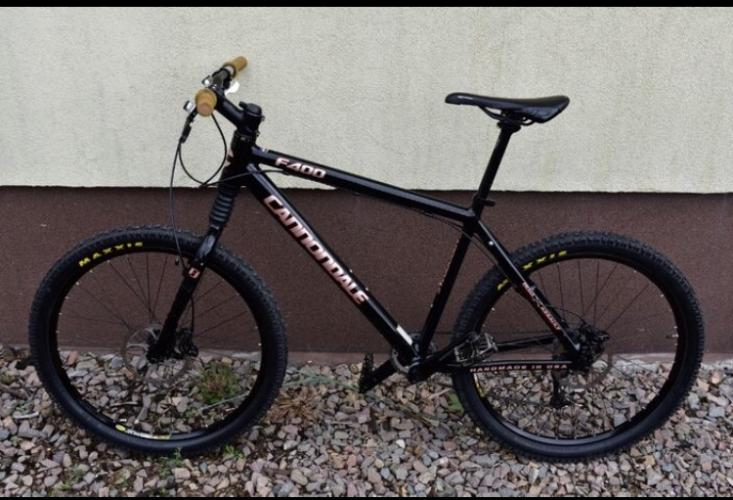 CANNONDALE F400