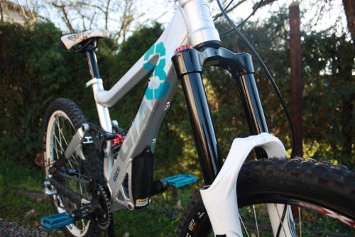 Giant Glory FR / Marzocchi RC3 / Freeride