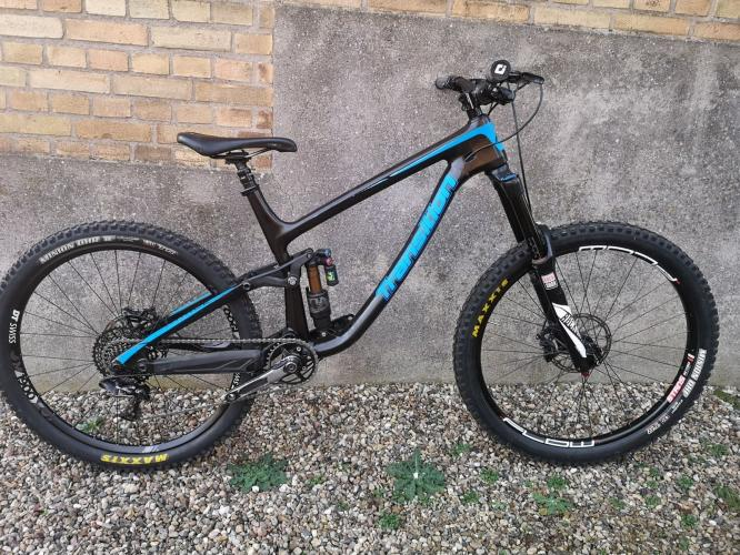 Rama Transition Patrol Carbon 27,5 - L - enduro