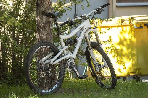 SANTA CRUZ bullit 2 Full Suspension M